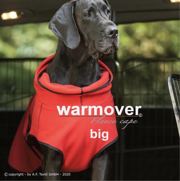 WARMOVER Fleece cape BIG