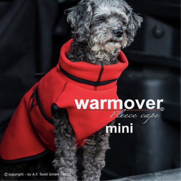 WARMOVER Fleece cape MINI