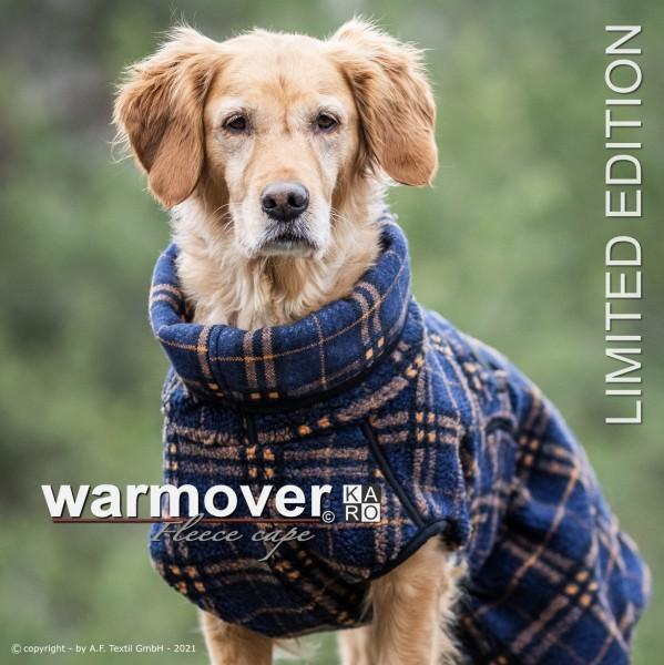 WARMOVER KARO Fleece cape